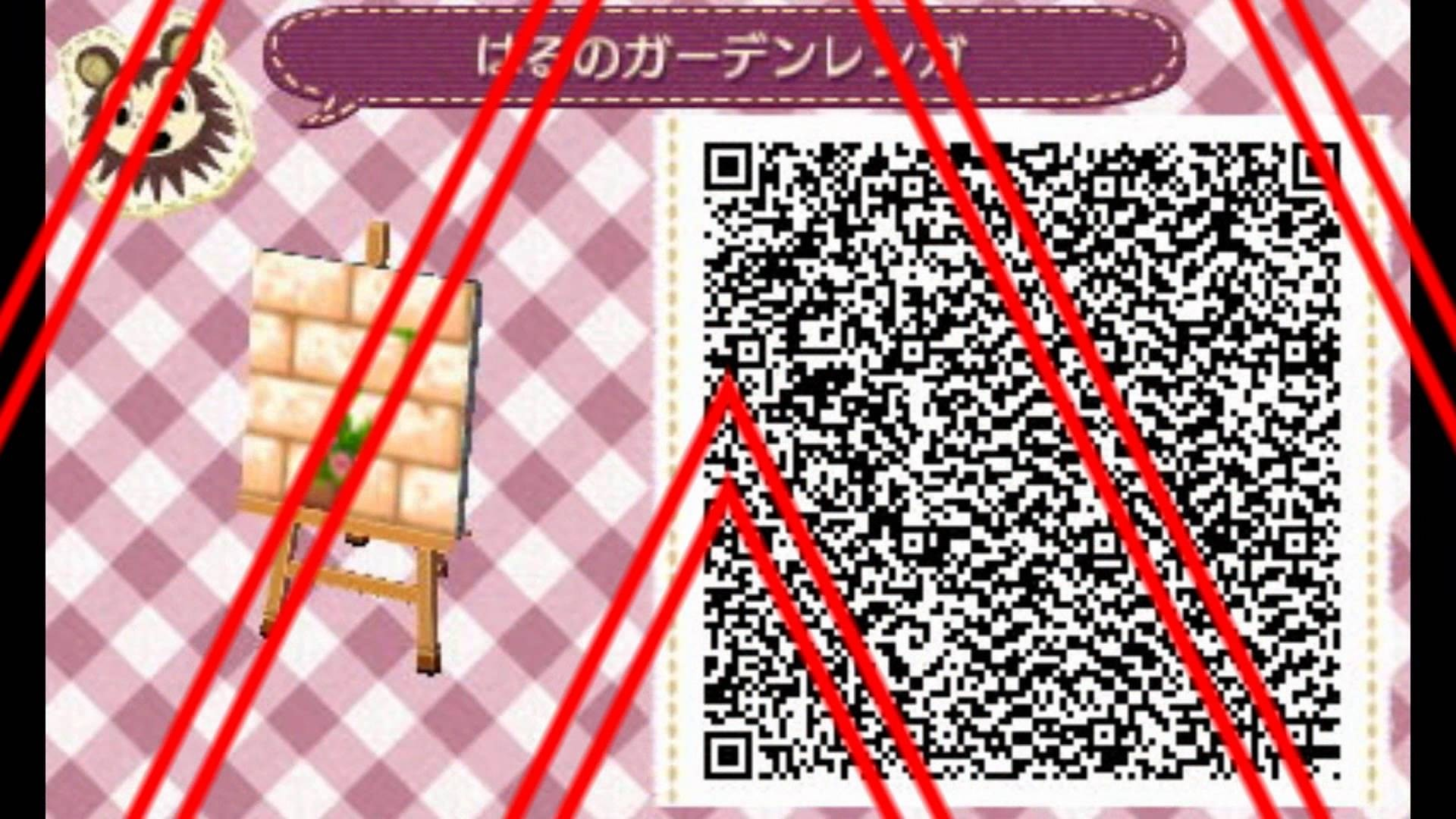 Animal Crossing New Leaf Wallpaper Qr Acnl Wallpaper Qr Codes 37 Images