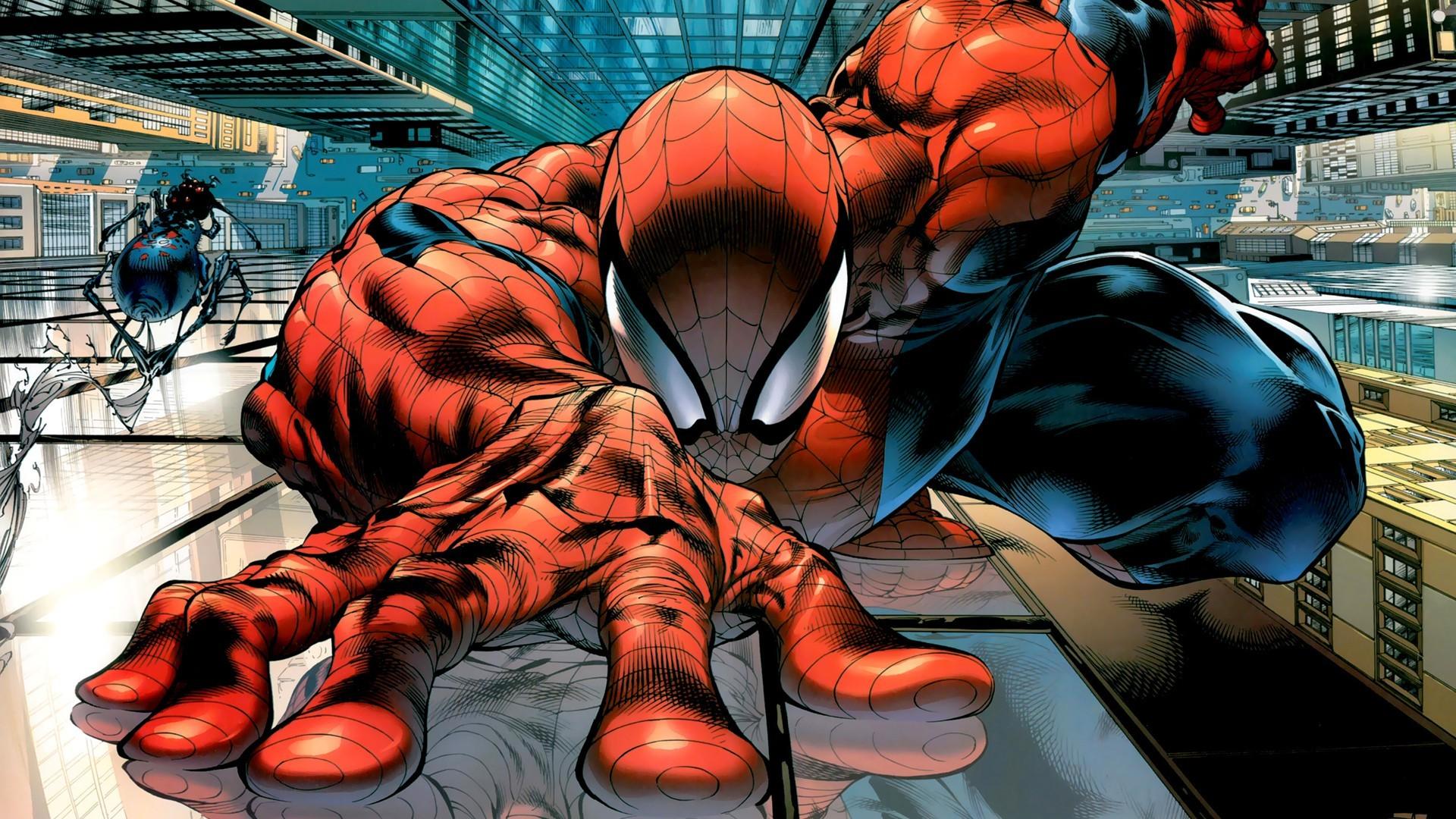 Spider Man Comic Wallpaper 63 Images