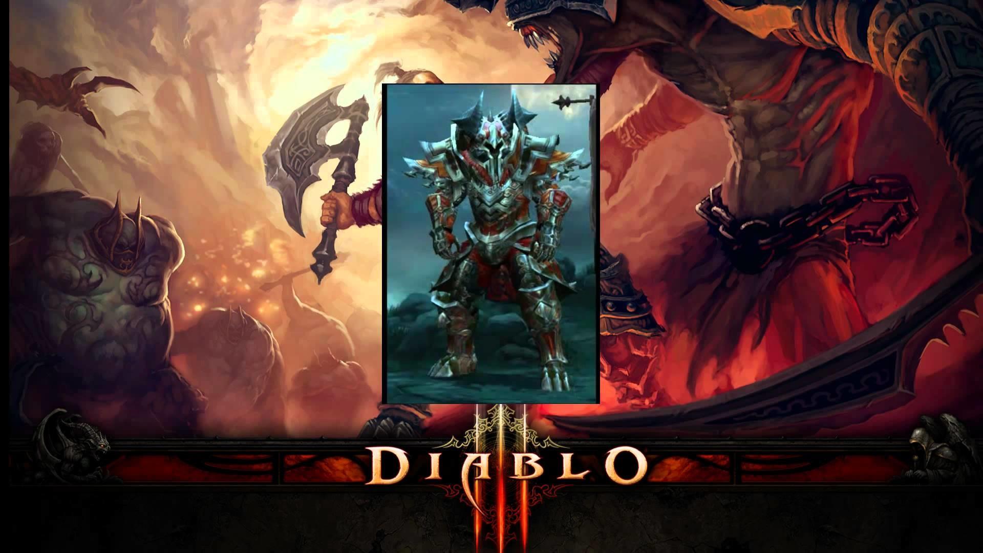 Real Girl Full Hd Wallpaper Diablo 3 Barbarian Wallpaper 81 Images