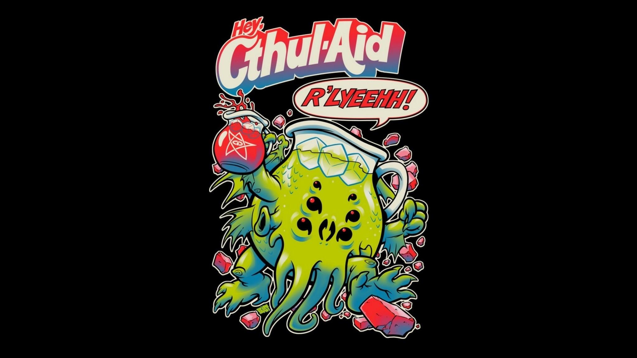 Octopus Wallpaper Cute Cthulhu Wallpaper 76 Images