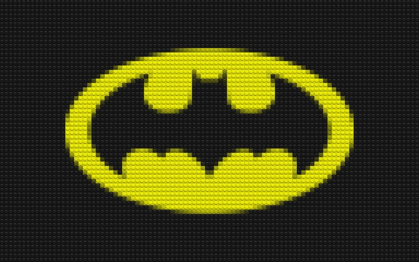 Batman Logo Wallpaper 4k Bedwalls