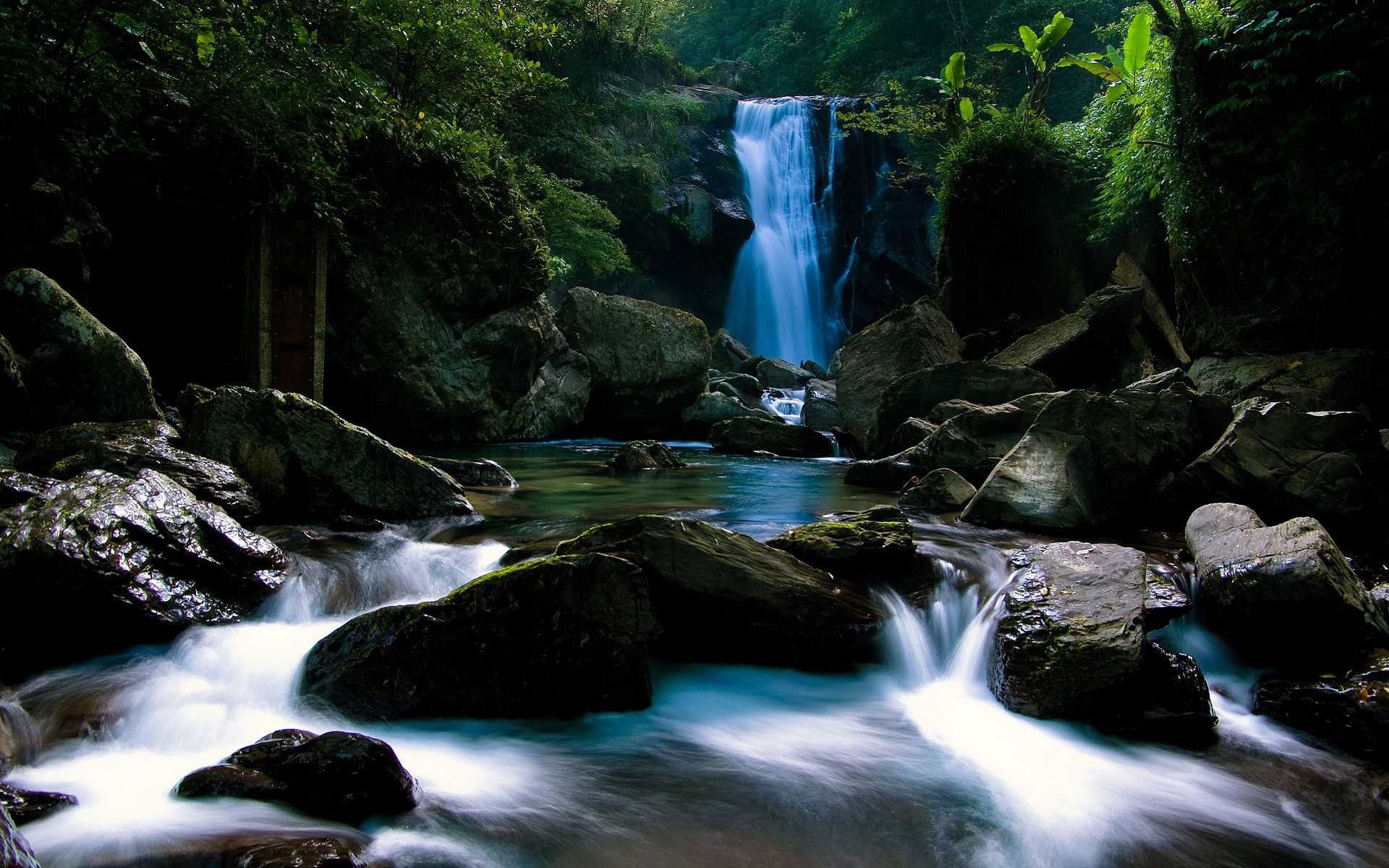 Awesome Fall Wallpapers Wallpaper Scenery Waterfall 53 Images