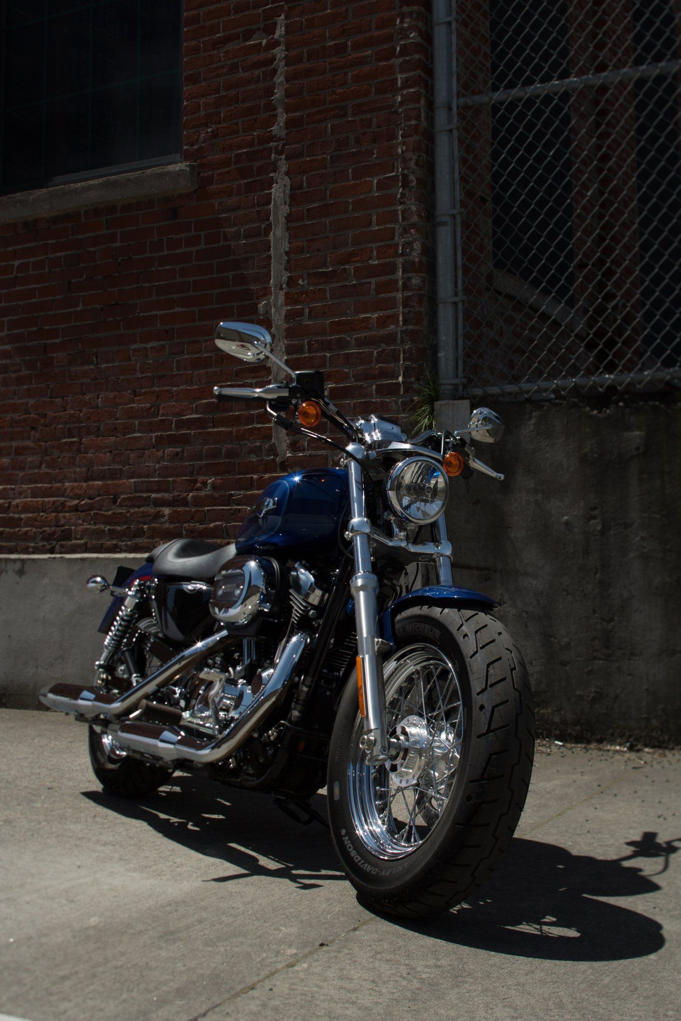 Harley Davidson Forty Eight Hd Wallpaper Harley Wallpapers 79 Images