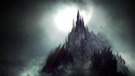 castle fantasy hd dark desktop wallpapers backgrounds computer