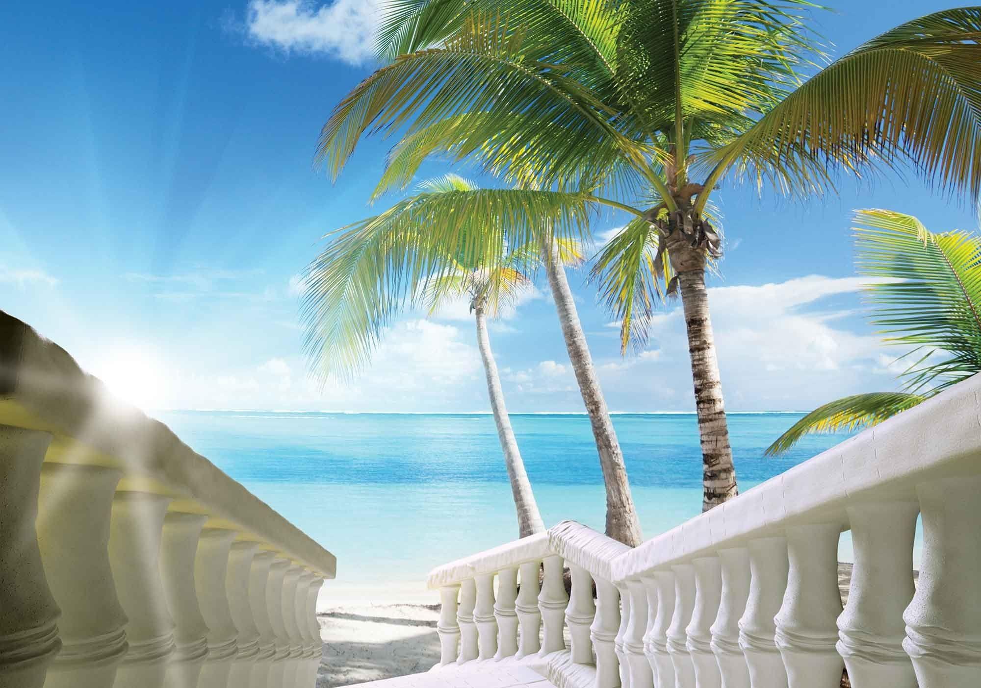 Supreme Girl Wallpaper Hd Tropical Beach Scenes Wallpaper 49 Images