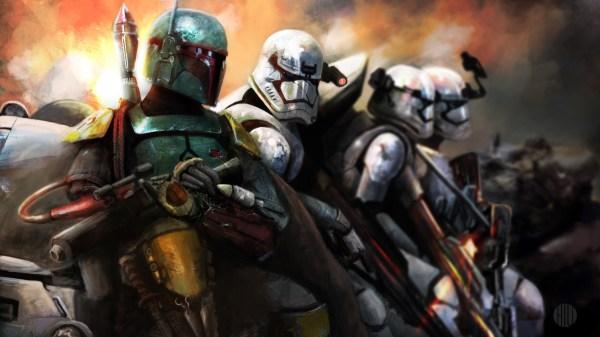 Star Wars Order Wallpaper 69