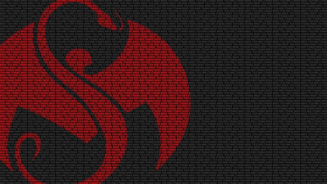 Strange Music Symbol Wallpaper Imagewallpapers