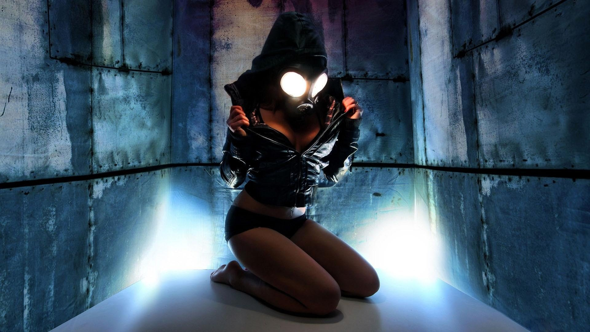 Girls Dubstep Wallpaper Dubstep Gas Mask Wallpaper 66 Images