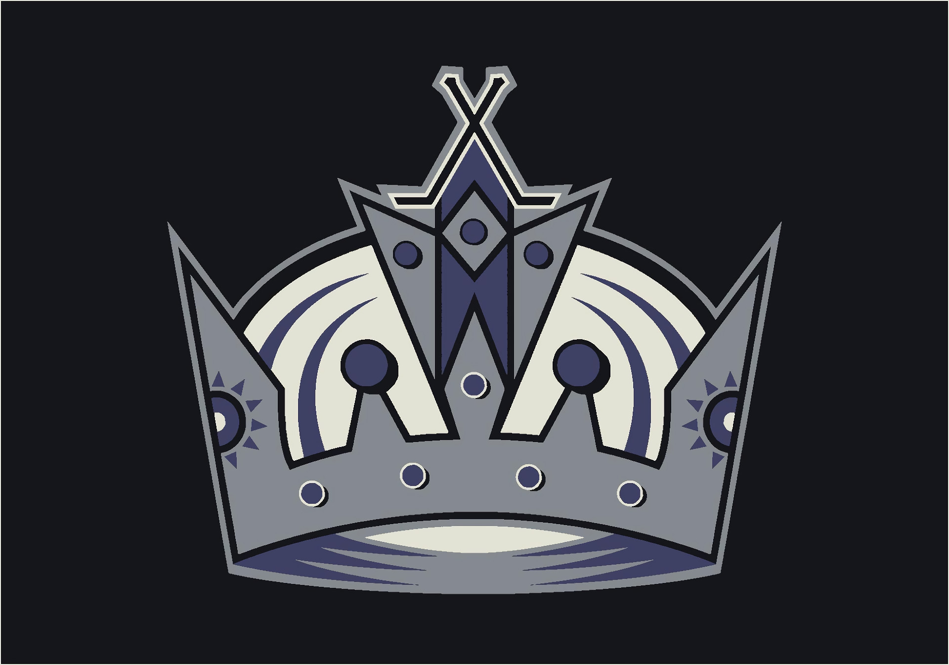 Skyrim Iphone X Wallpaper La Kings Logo Wallpaper 72 Images