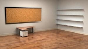 office empty desktop 1459