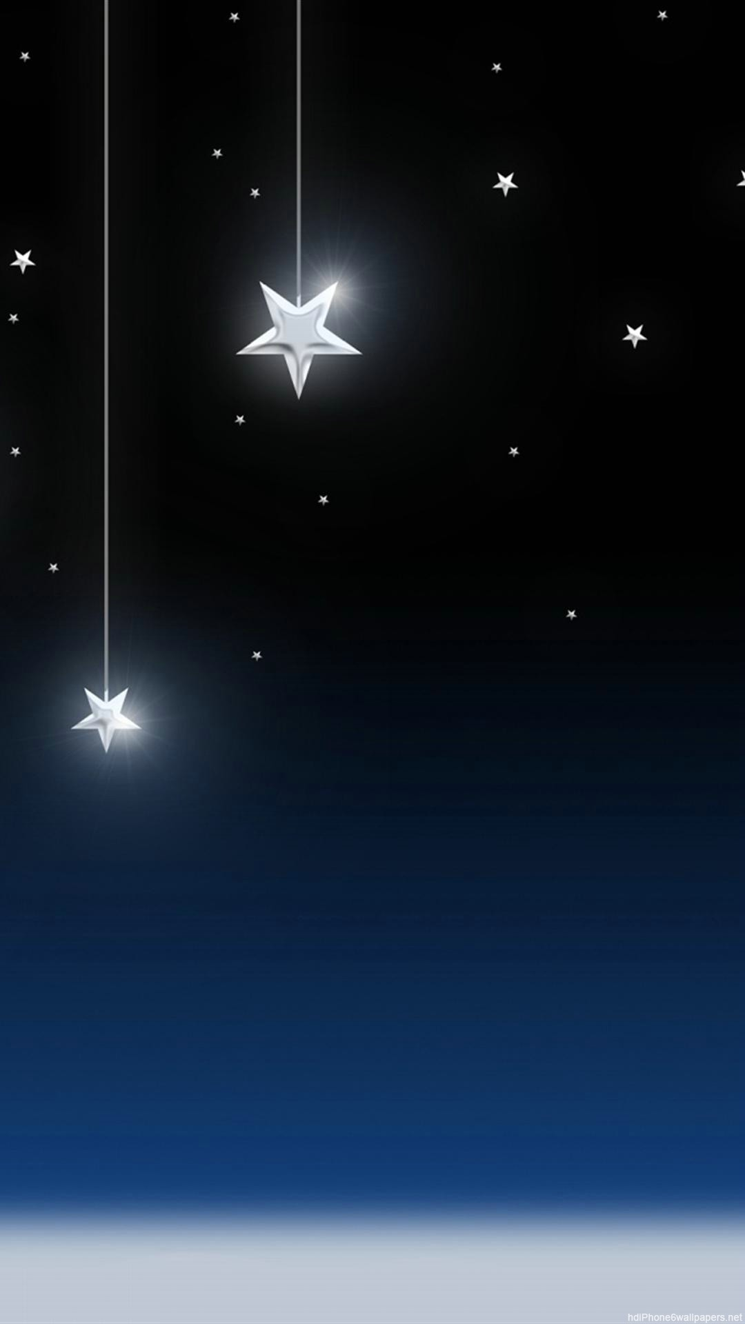 Iphone Ios 7 Animated Wallpaper Wallpapers Of Stars And Moon 74 Images