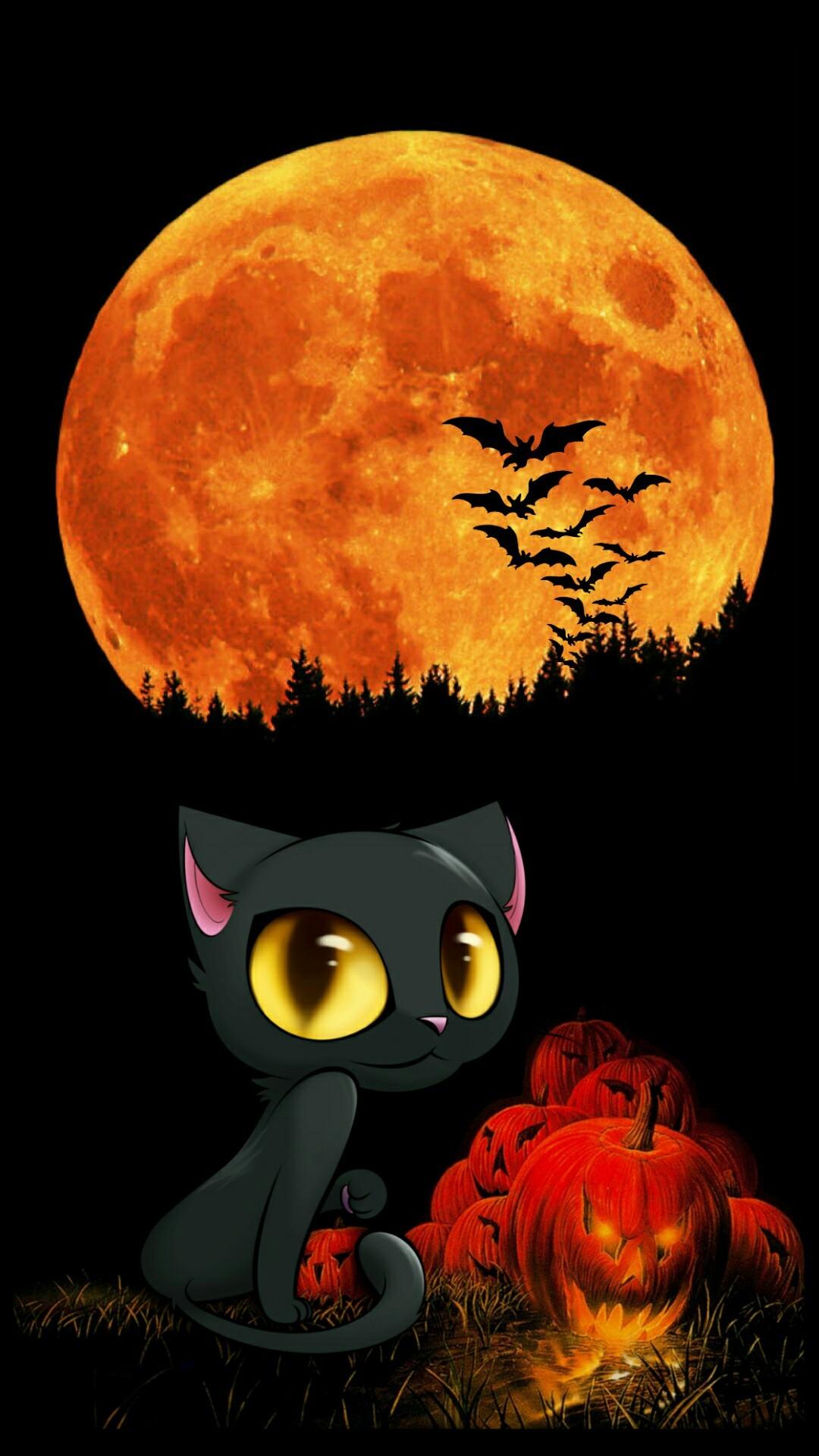 Halloween Clip Art Wallpaper