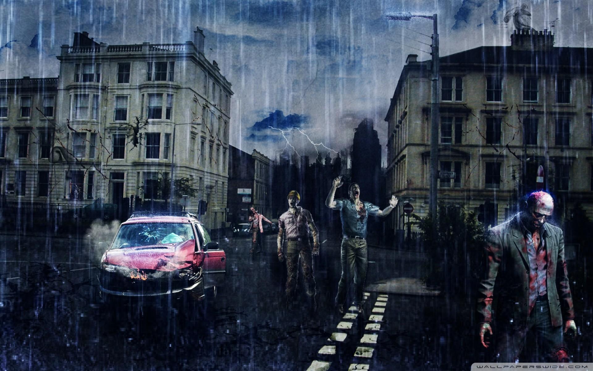 Falling Skies Wallpaper Hd Zombie Apocalypse Wallpaper Hd 76 Images