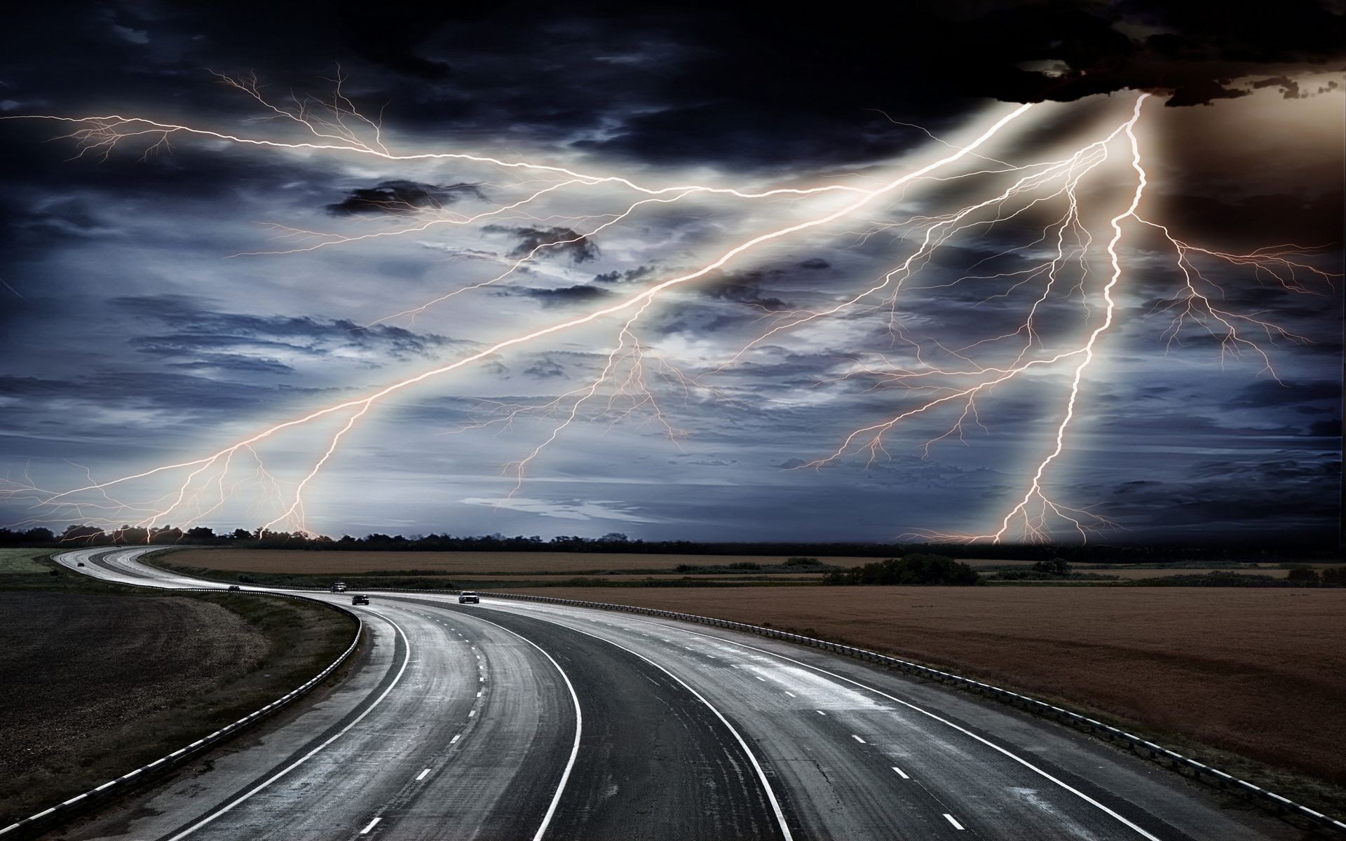 Thunderstorm Backgrounds 1920x1080