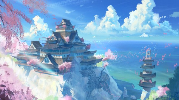 Anime Scenery Wallpaper 48