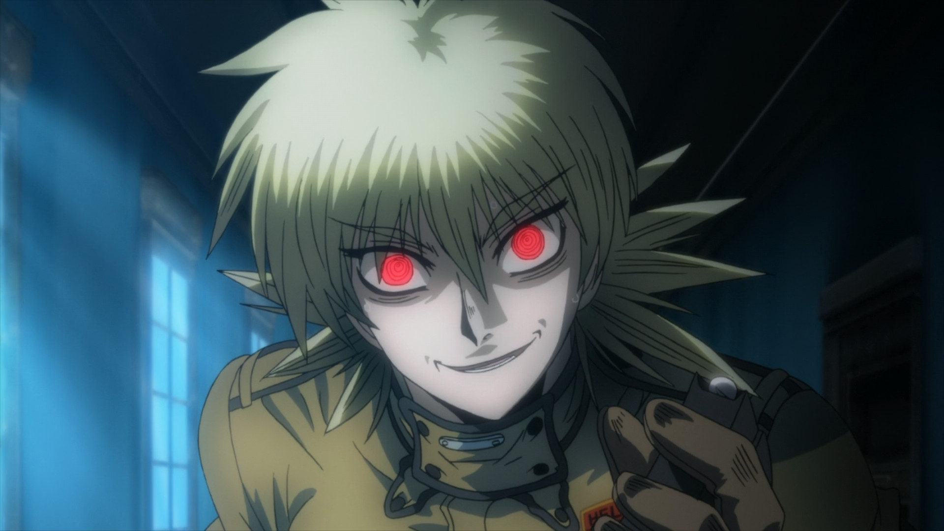 Girl Alucard Wallpaper Hellsing Ultimate Seras Victoria Wallpaper 59 Images