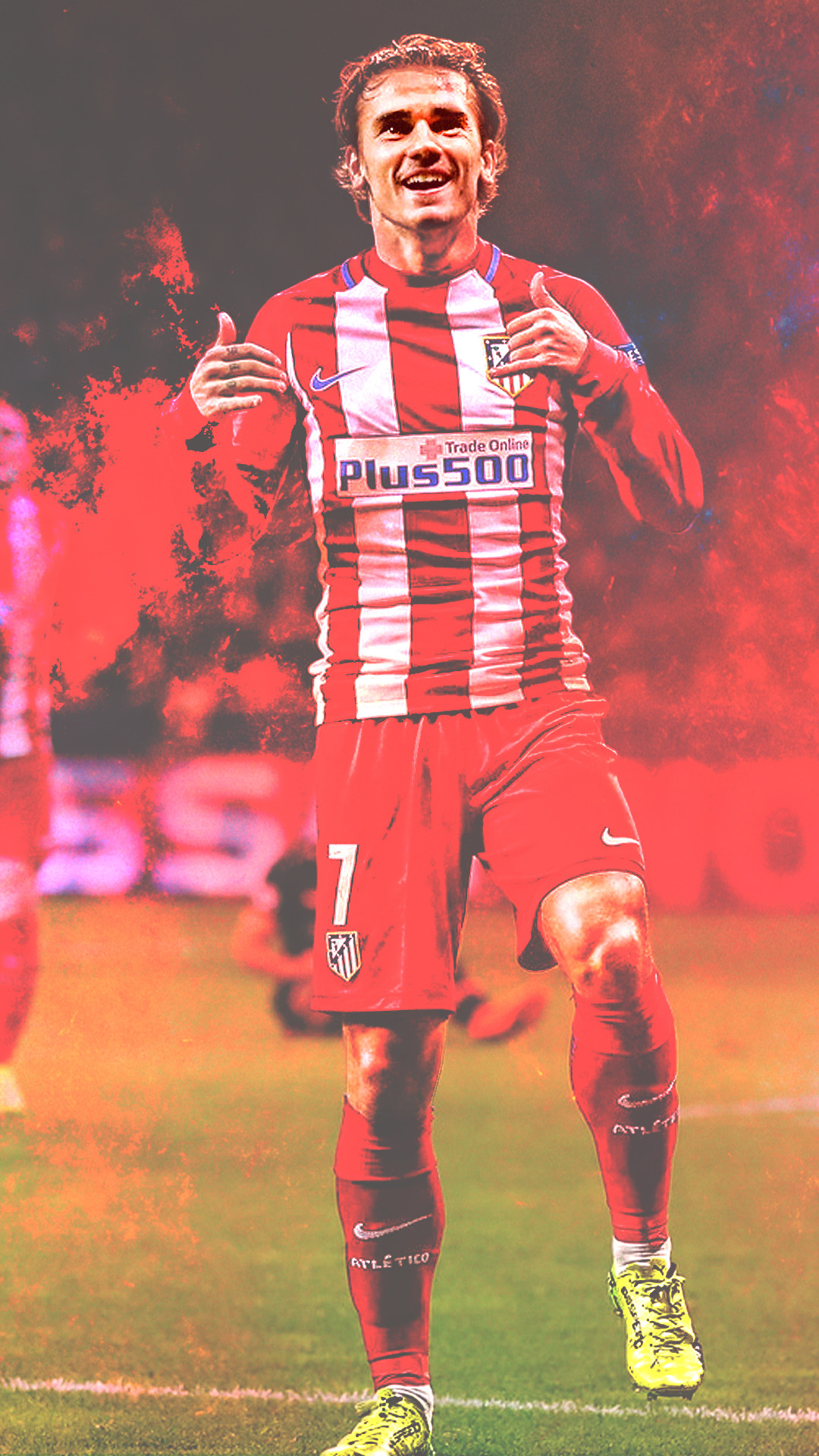 This hd wallpaper is about soccer, antoine griezmann, fc barcelona, football, french, original wallpaper dimensions is 6000x4000px, file size is 2.06mb. Antoine Griezmann Wallpapers (86+ images)