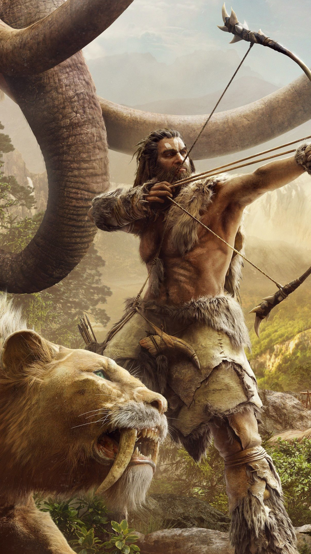 Supreme Girl Iphone Wallpaper Far Cry Primal Wallpapers 85 Images