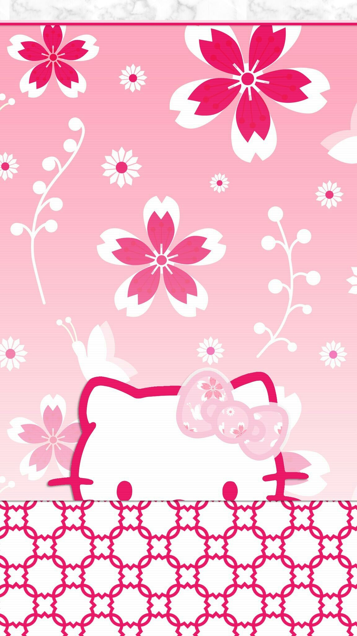 Cute Hello Kitty Wallpaper Android Cute Wallpapers Of Hello Kitty 60 Images