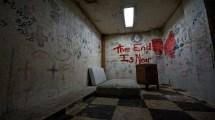 Abandoned Asylum Mental Hospital