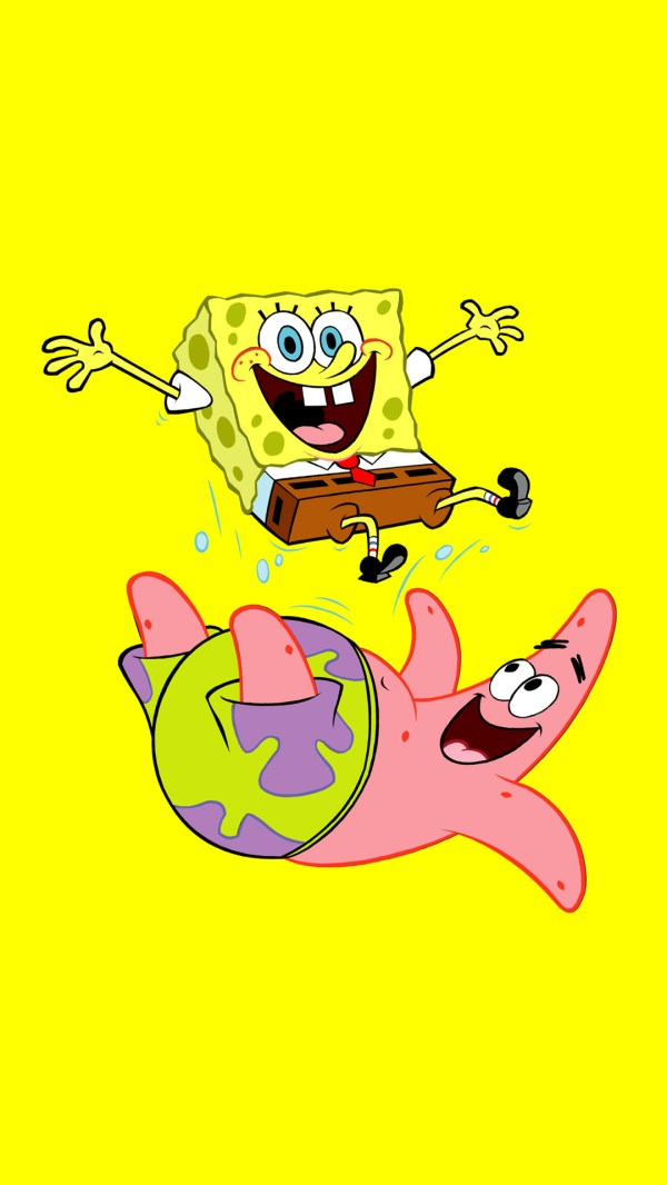Funny Spongebob and Patrick