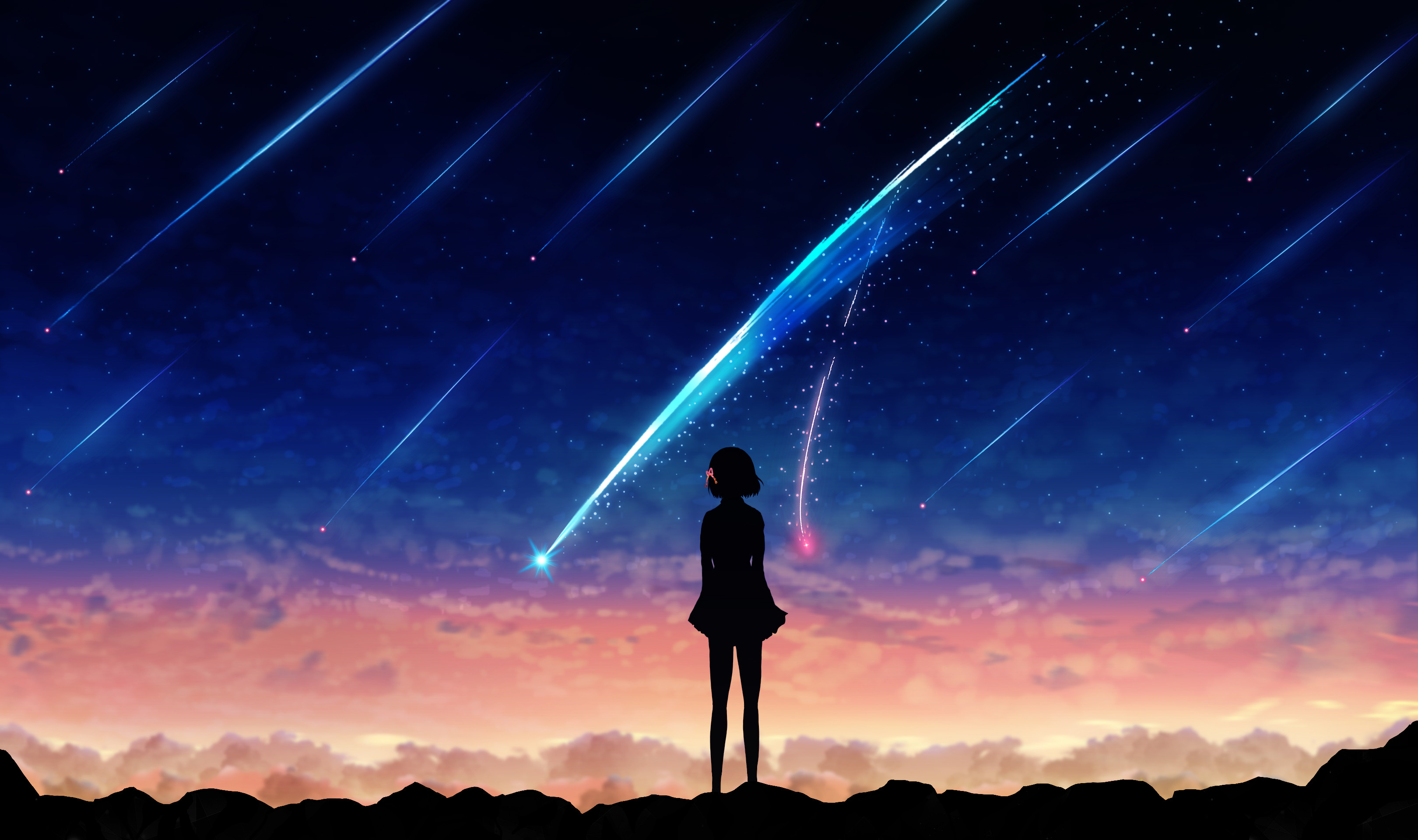 Start your search now and free your phone. Kimi No Na Wa Wallpapers (74+ images)