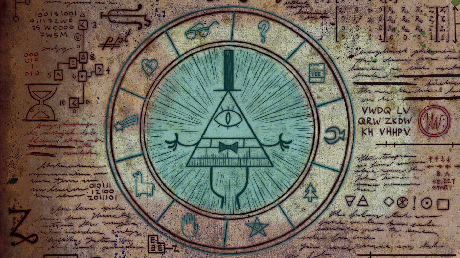 Gravity Falls Bill Cipher Pc Wallpaper Bill Cipher Wallpapers 73 Images