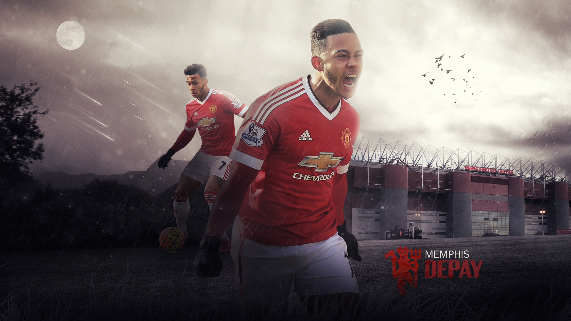 Manchester United Wallpaper Iphone X Anthony Martial Wallpapers 73 Images