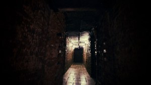 scary background backgrounds hallway horror corridor abstract running through tablet wallpapertag shutterstock