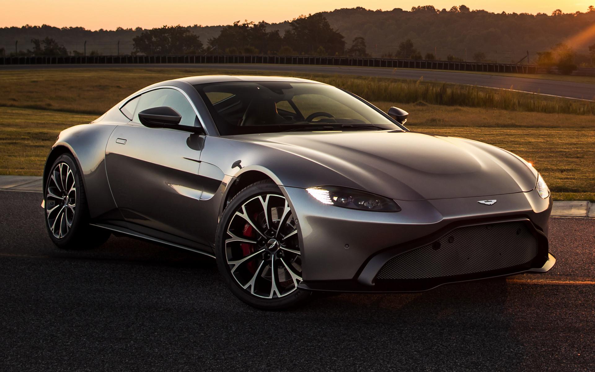 Aston Martin Vanquish 2018 Wallpaper (62+ Images