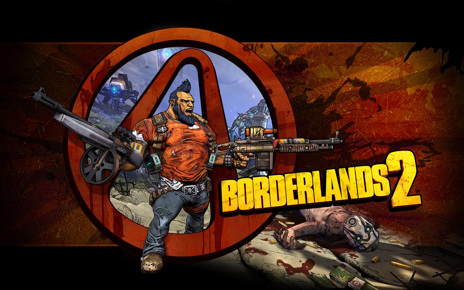 Borderlands Iphone Wallpaper Borderlands 2 Iphone 4