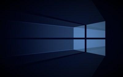 minimalist 4k windows modern flat hero ui version