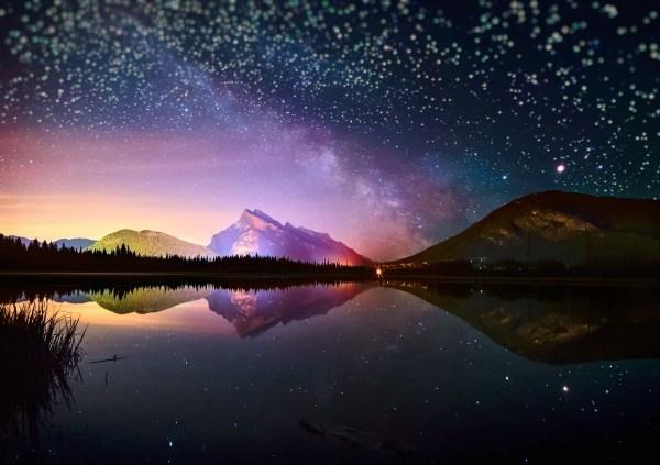 4K Night Sky Wallpaper 37 images