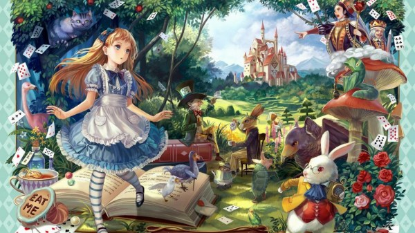 Alice in Wonderland Anime