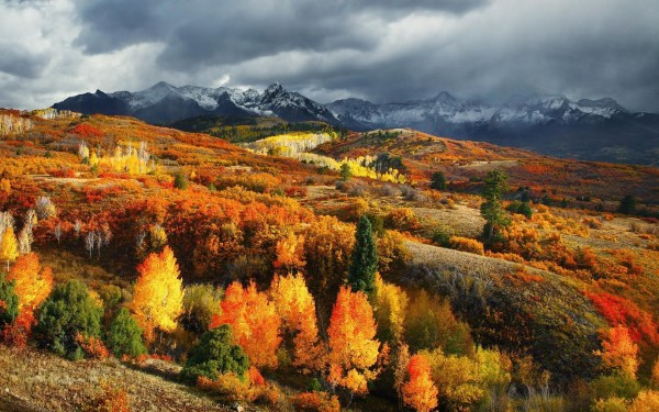 Fall Mountain Desktop Wallpaper 44