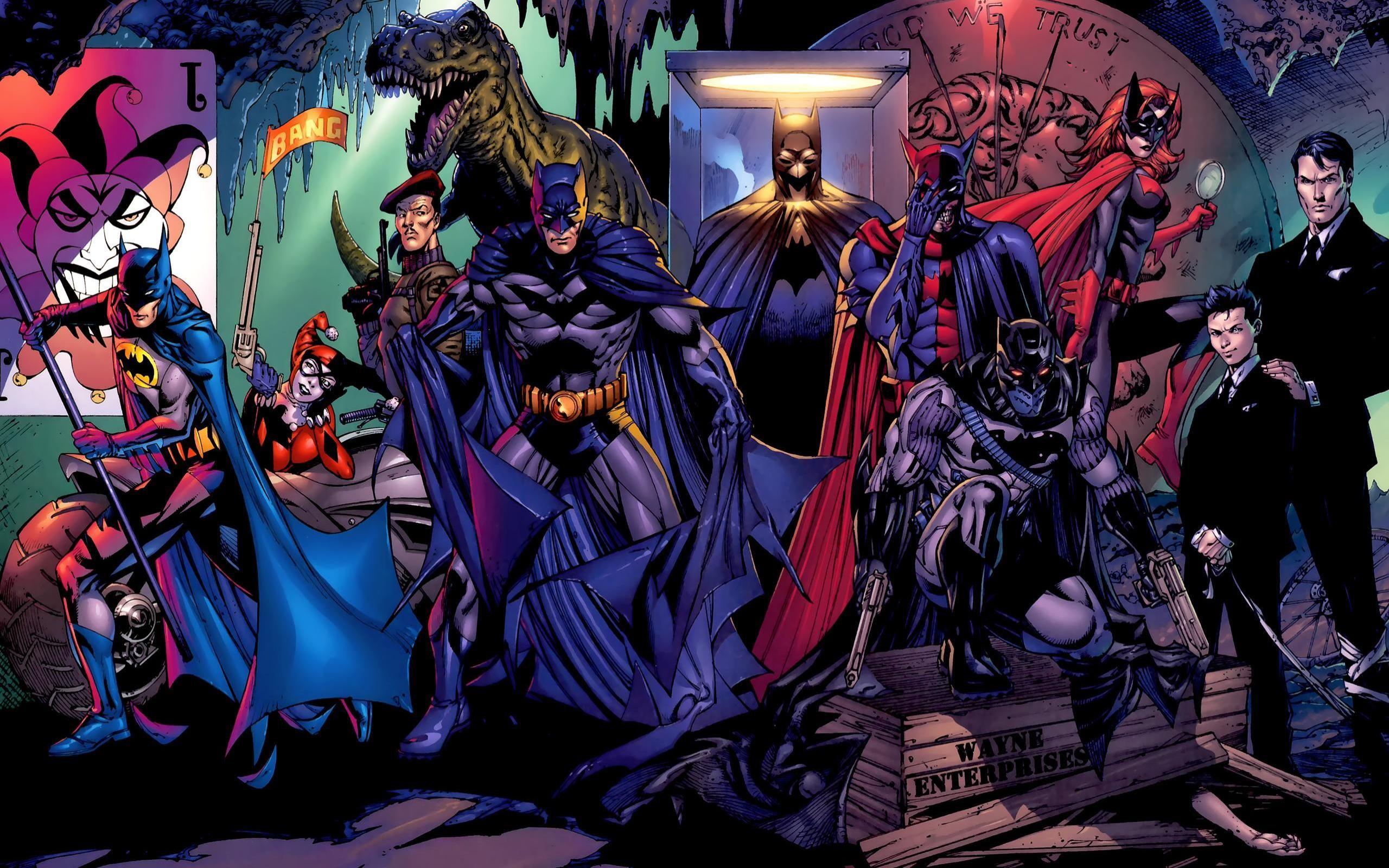 Dc Comics Wallpapers Hd (65+ Images