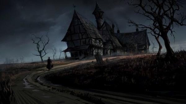 Dark Fantasy Wallpaper 79