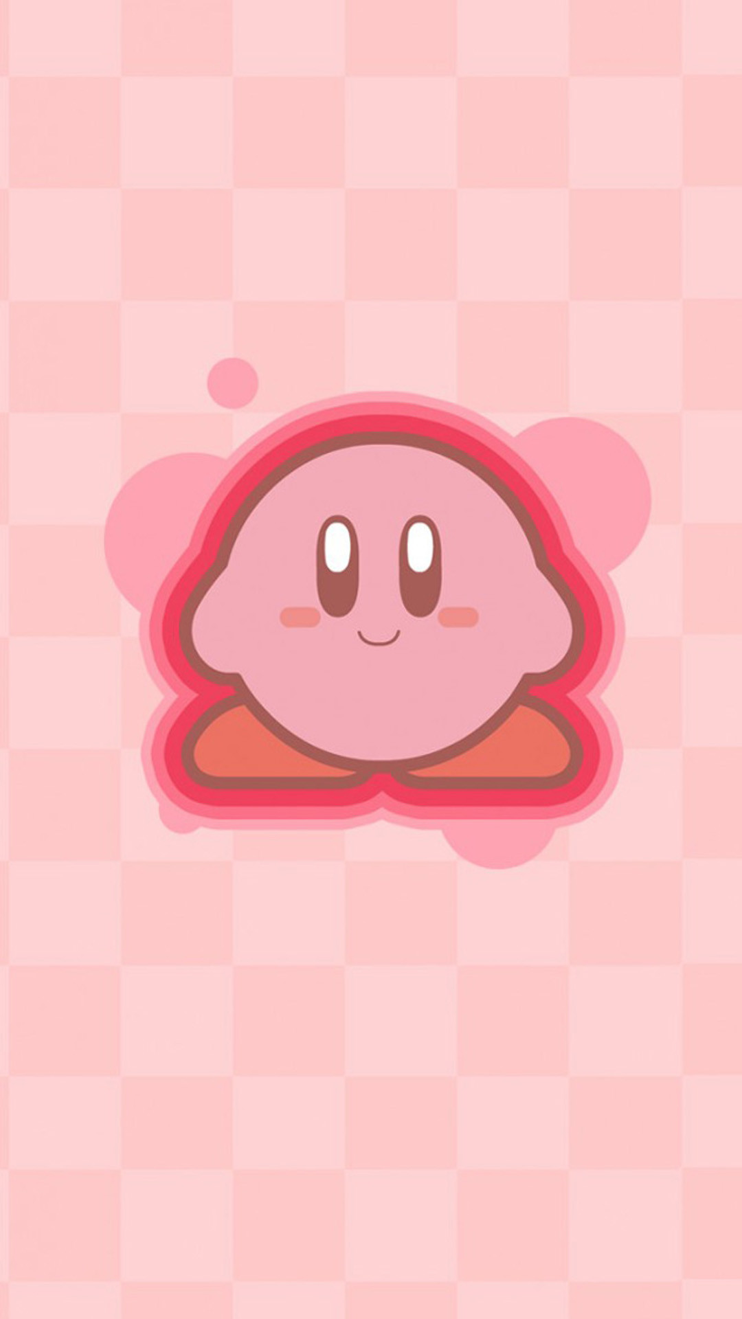 Cute Pink Wallpaper For Iphone 6 Plus Hd Kirby Wallpaper 69 Images