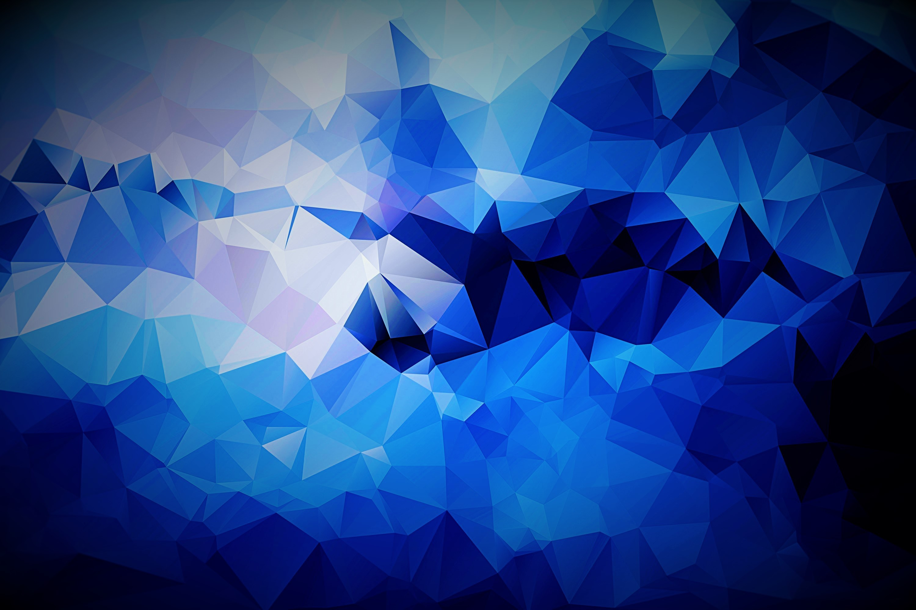 blue abstract wallpaper 65