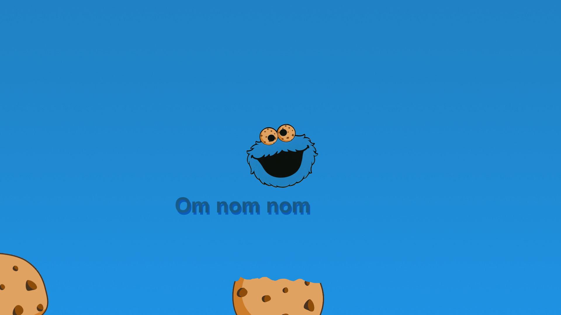 Tumblr Cute Iphone 5 Screensaver: Cute Cookie Monster Iphone Wallpaper Cute Cookie Monster