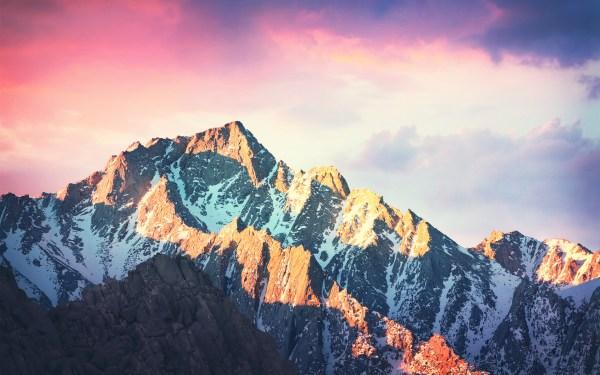 Apple Mac Wallpapers OS Sierra