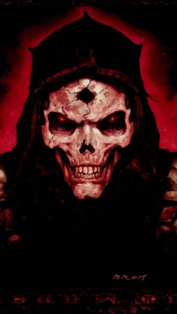 Dark Skull Wallpapers 42