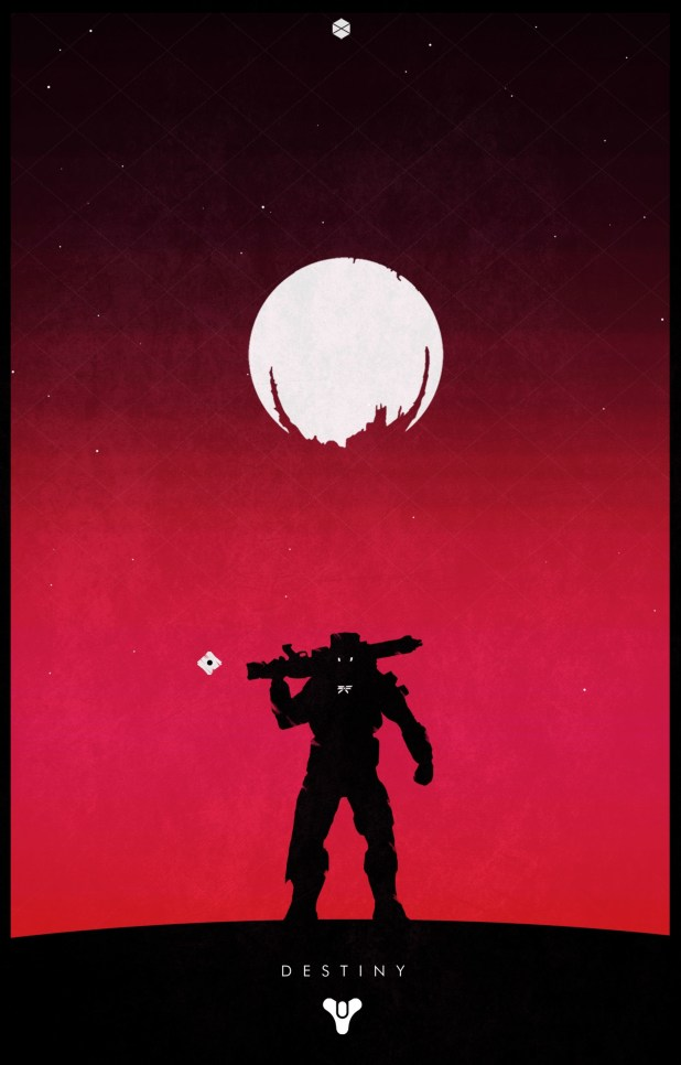 Destiny Iphone Wallpaper Hunter