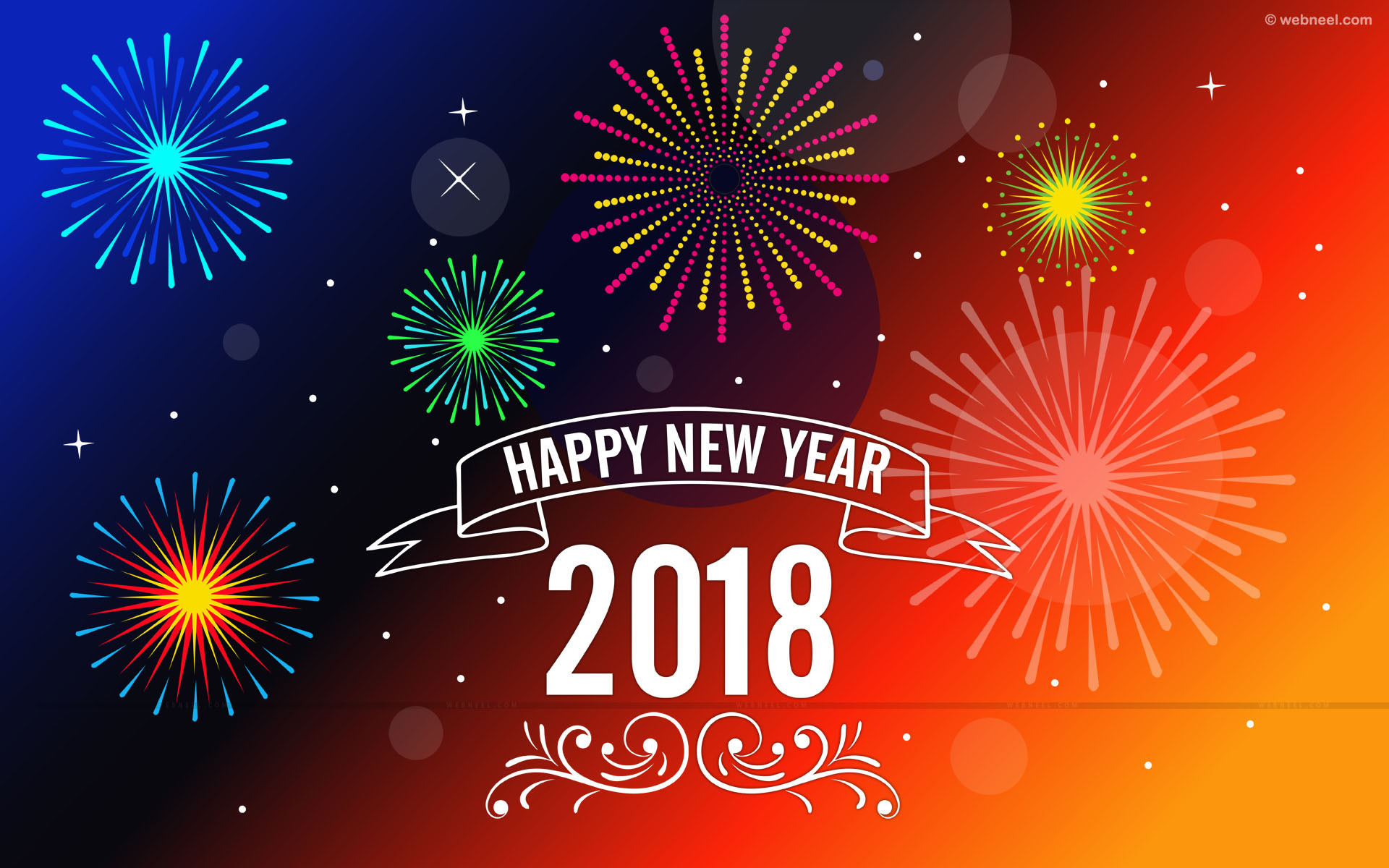 New Happy New Year Wallpaper 78 Images