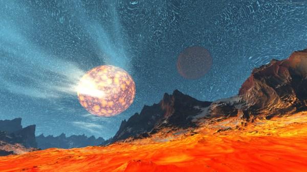 Retro Sci Fi Wallpaper 67