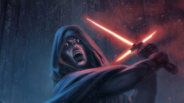 Awakens the Sith Star Wars the Force