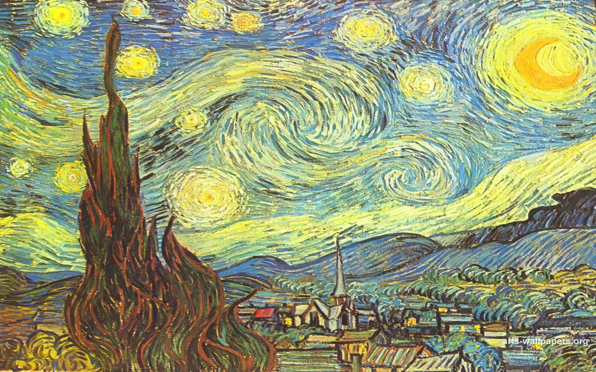 Vincent Van Gogh Wallpapers 59 images