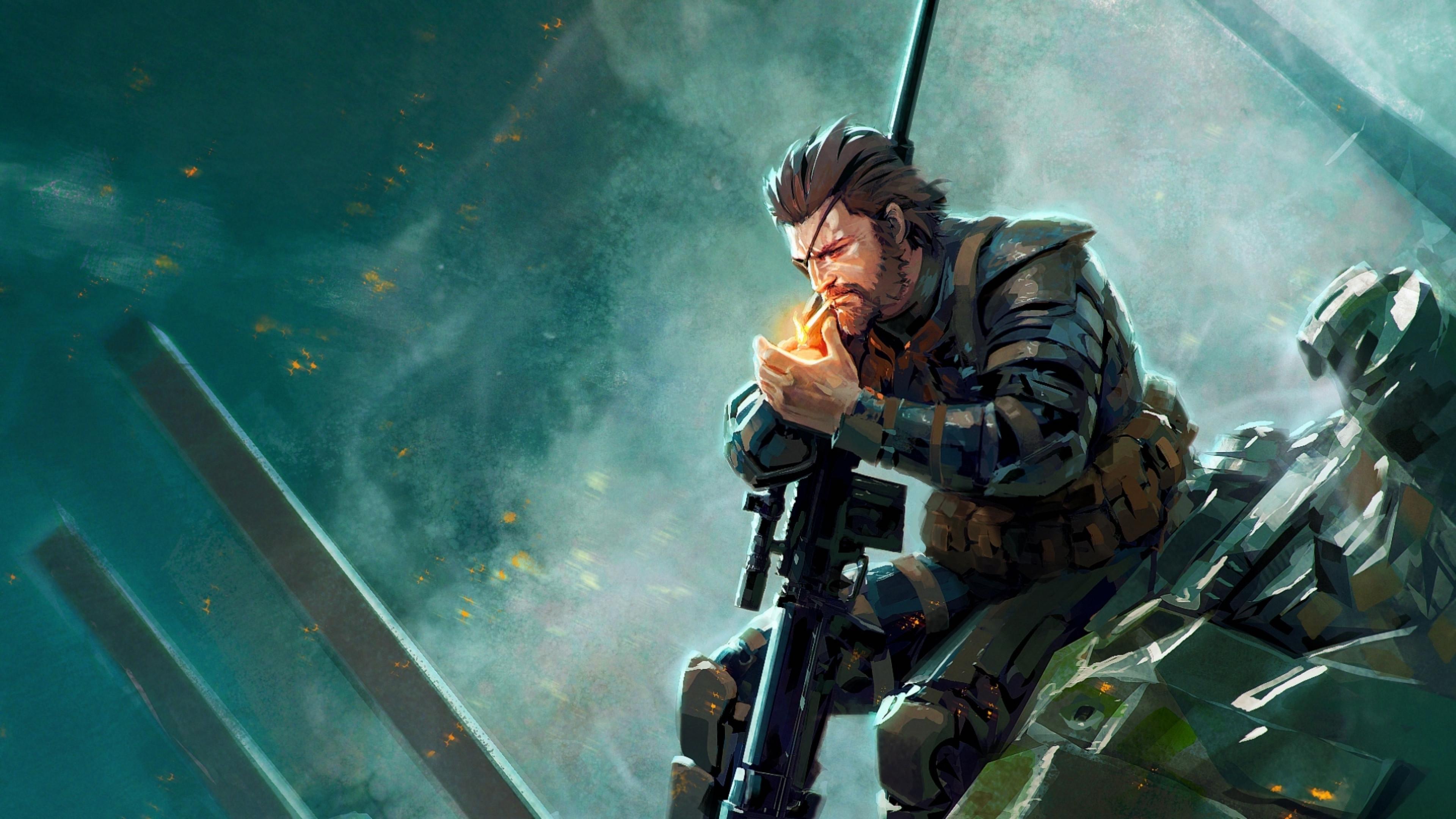 Metal Gear Wallpapers (76+ images)