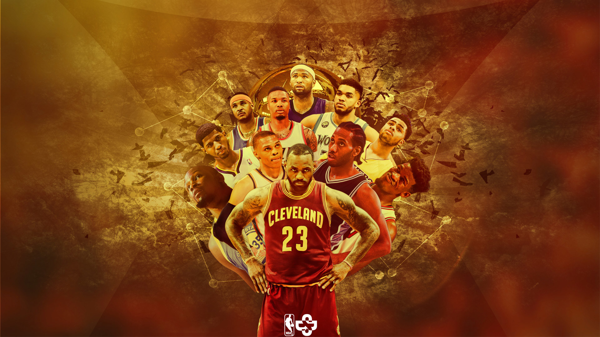 Lebron James Wallpaper Hd Cleveland Cavaliers Basketball Wallpapers 75 Images