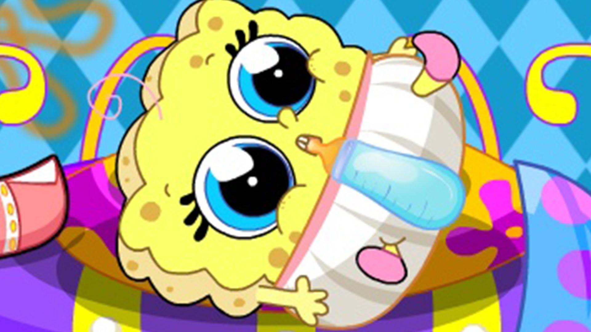 Baby Spongebob Wallpaper